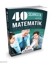 40 Seansta Kolay Matematik
