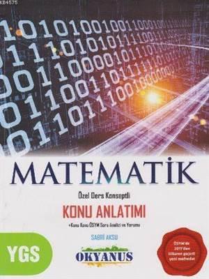 YGS Matematik; Özel Ders Konseptli Konu Anlatımı
