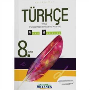 8. Sınıf Türkçe Kazanımlı Soru Bankası