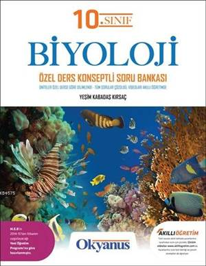 10.Sınıf Biyoloji  Öd Konsepi  Soru Bankası