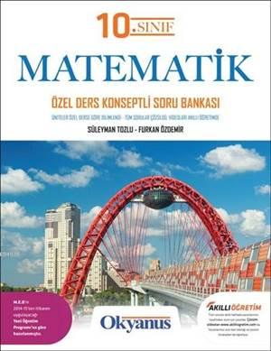 10. Sınıf Matematik Özel Ders Konseptli Soru Bankası