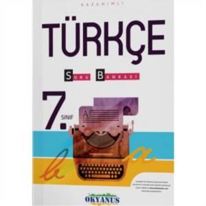 7. Sınıf Türkçe Kazanımlı Soru Bankası