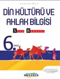 6. Sınıf Din Kültürü Kazanımlı Soru Bankası