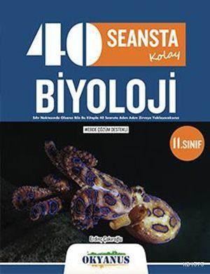 11.Sınıf 40 Seansta Biyoloji Soru Bankası