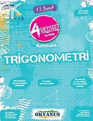 4 Seansta En Kolay 11. Sınıf Trigonometri