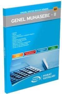 Genel Muhasebe 2
