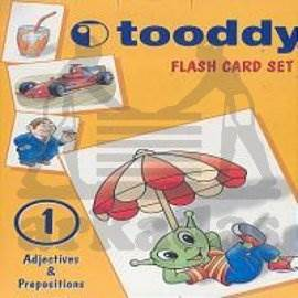 Toody Flash Card Set 01 - Adjectives And Prepositions