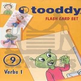 Toody Flash Card Set 09 - Verbs 1