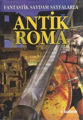 Fantastik Saydam Sayfalar - Antik Roma