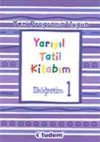 Yarıyıl Tatil Kıtabım ilköğretim 1