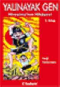 Yalınayak Gen Hiroşima'nın Hikayesi 1. Kitap
