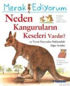 Merak Ediyorum Neden Kanguruların Kesesi Vardır?