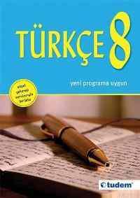 Türkçe 8 Konu Anlatımlı Yrd Ders Kitaibı