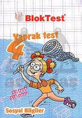 4.Sinif Bloktest Sosyal Yaprak Test