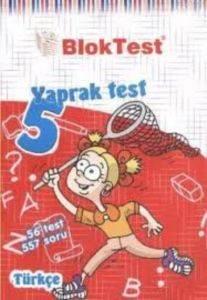 5.Sınıf Türkçe Yaprak Testi