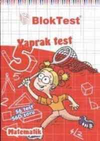 5.Sınıf Matematik Yaprak Testleri