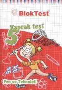 5.Sınıf Fen Ve Teknoloji Yaprak Testi