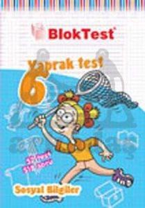 6.Sinif Bloktest Sosyal Yaprak Test