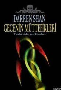 Darren Shan Serisi 8 Gecenin Müttefikleri