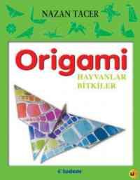 Origami-Hayvanlar/Bitkiler