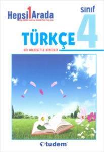 4.Sınıf Türkçe Hepsi 1 Arada