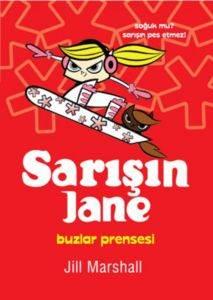 Sarışın Jane 4. Kitap-Buzlar Prensesi