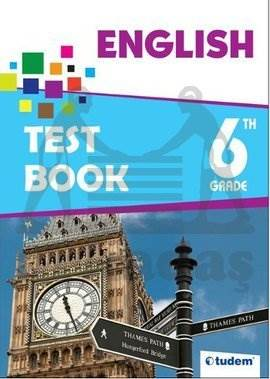 Tudem English 6 th Grade Test Book