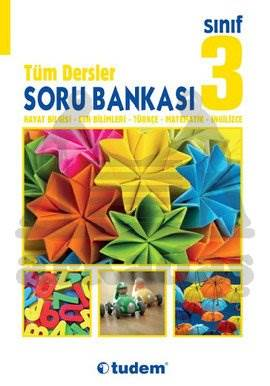 Tüm Dersler 3 - Soru Bankası