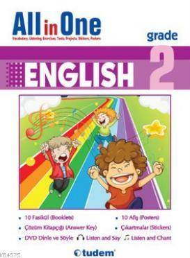 All İn One English Grade 2