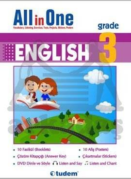 All in One English Grade 3