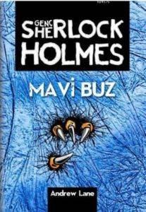Genç Sherlock Holmes Serisi 3. Kitap Mavi Buz