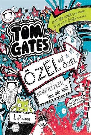 Tom Gates Özel Mi Özel Sürprizler