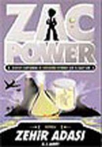 Zac Power 1  - Zehir Adası