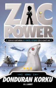 Zac Power 4 - Donduran Korku