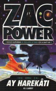 Zac Power 7 - Ay Harekatı