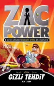 Zac Power 9 - Gizli Tehdit