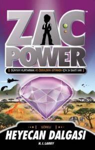 Zac Power 10 - Heyecan Dalgası