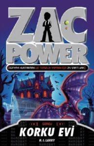 Zac Power 15 -  Korku Evi
