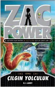 Zac Power 22 - Çılgın Yolculuk