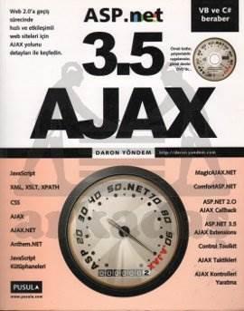 Asp.Net Ajax 3.5 (Dvd li)