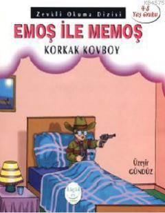 Emoş İle Memoş - Korkak Kovboy