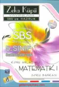 Konu Anlatımlı Matematik Soru Bankası (SBS'ye Hazırlık) 5.Sınıf