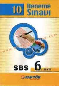 Sbs Deneme Sınavı 6.Sınıf