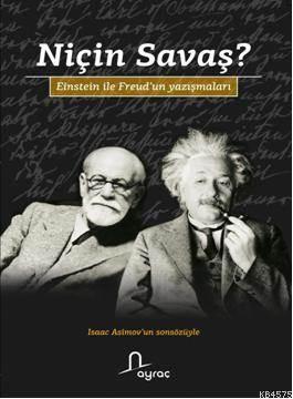 Niçin Savaş? Einstein ile Freud'un Yazışmaları