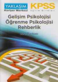 KPSS Gelişim Psikolojisi Öğrenme Psikolojisi Rehberlik Soru Bankası
