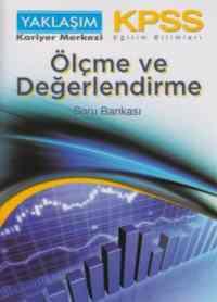 KPSS Ölçme ve Değerlendirme Soru Bankası