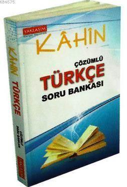KPSS Türkçe Çözümlü Soru Bankası