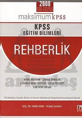 KPSS Eğitim Bilimleri Rehberlik