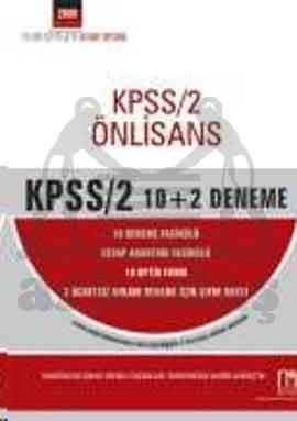 KPSS/2 Önlisans 10+2 Deneme
