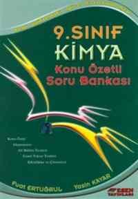 9.Sınıf Kimya Konu Özetli Soru Bankası